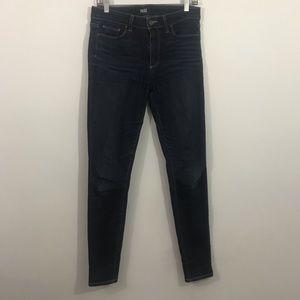 Paige huxton skinny jeans